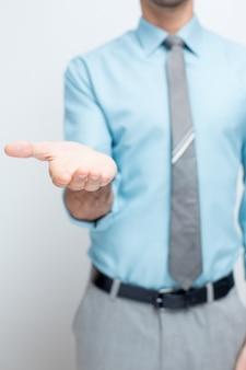 Przycię te WyglĘ ... d Człowieka Biznesu Rozszerzenie Palm