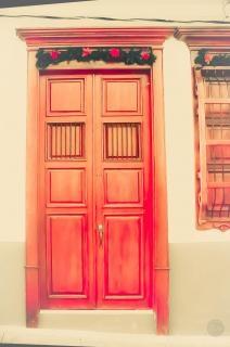 Puerta jardin Antioquia