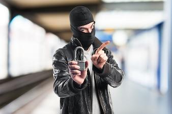 Robber gospodarstwa zabytkowe kłódki