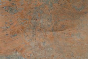 Rusty metalowych powierzchni tekstury bliska