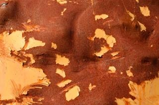 Rusty tekstury grunge porysowany