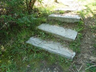 Schody kamienne schody