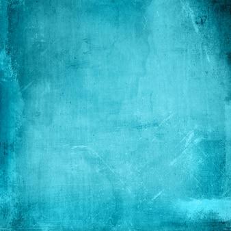 Szczegółowe grunge tekstury tła w kolorze niebieskim