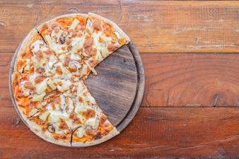 Wegetariańskie pizze