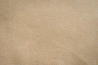 Zamknij brązowy papier tekstury i tła z miejsca.