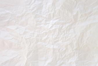 Zmięty papier tle