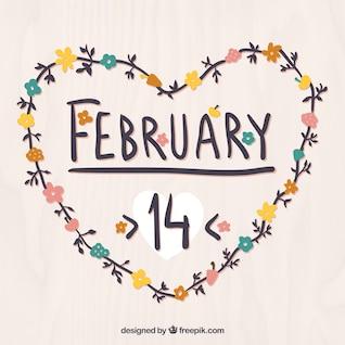 14 de febrero del corazón