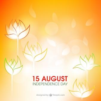 15 De agosto Día de la Independencia