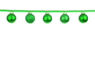 chuchería colorida decoración de navidad bola de cristal
