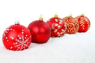 decoración de la chuchería de la Navidad bola celebración cristal