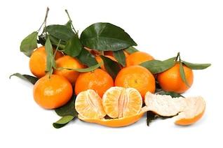 cítricos sano clementina comida fresca