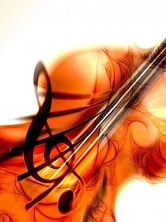 luz sonido suena cultura violín concierto escuchar