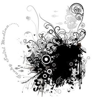 material de los elementos del vector de tendencia