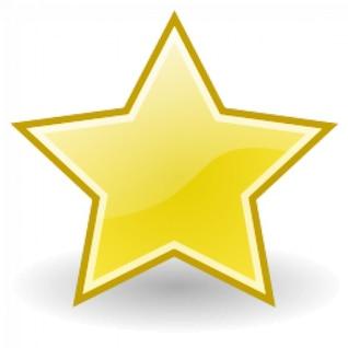emblema de estrellas