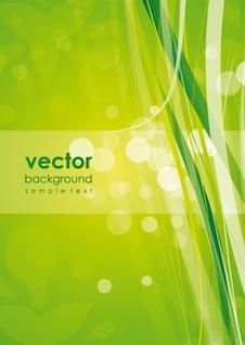 ilustraciones de valores de fondo verde-vector-