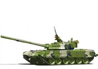 ilustración del ejército ruso soviético