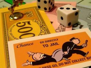 ir a la cárcel, la actividad