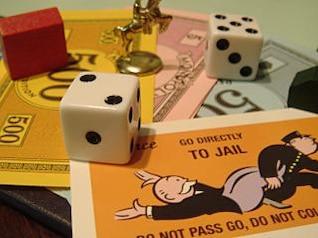 ir a la cárcel, la diversión