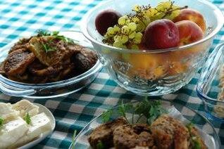 alimentos y frutas