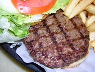 hamburguesas de todos modos que desee, kitchenpictures