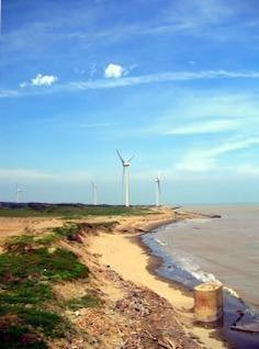 generadores de viento