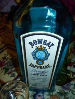 bombay azul