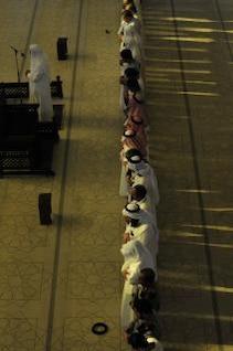 la oración, saudiarabia
