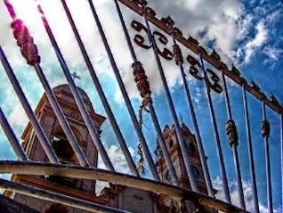 la iglesia católica, la forma
