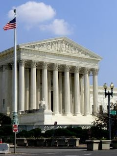 la Corte Suprema - Washington DC, punto de referencia, la justicia