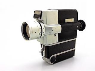 cámara de época, la película