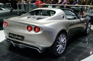 coches Salón Internacional de Ginebra de 2010, salón de belleza de 2010