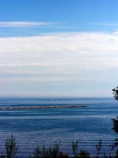 faroles Milwaukee, la naturaleza, el lago