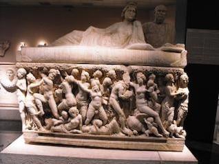 sarkofag antiguos