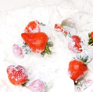 fresas, frescas