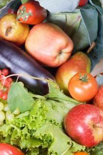 alimentación saludable, alimentos maduras,
