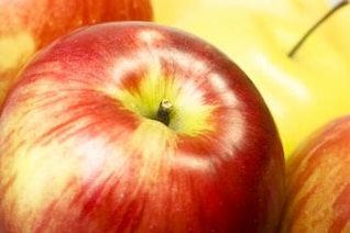 manzanas rojas, fruta