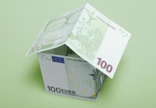 dinero de la equidad de la casa