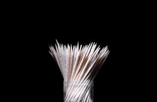 palillo de dientes utensilios