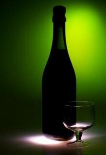 taza de vino