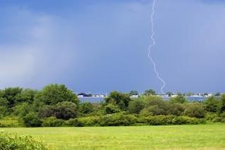 las tormentas eléctricas de huelga