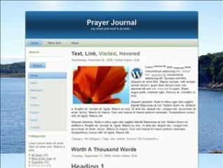 Oración Diario
