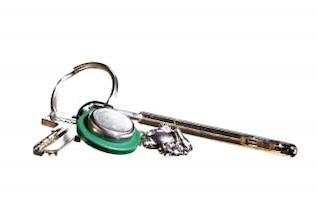 clave ornamentada