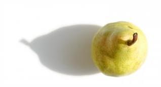 vegetariana de pera