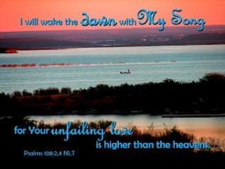 despertar al amanecer con el canto
