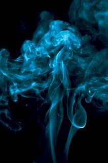 humo de color aroma abstracto