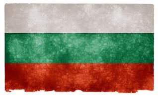 bulgaria grunge bandera