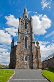 donegal parroquia arquitectura