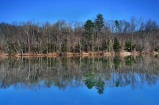 río reflexiones
