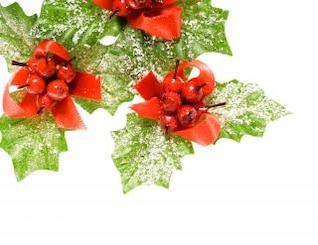 decoración de Navidad aislado