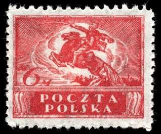 ulano regimiento rojo sello